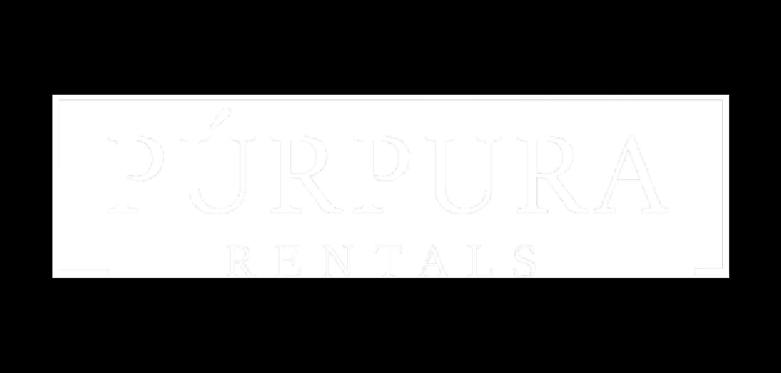 Purpura Rentals